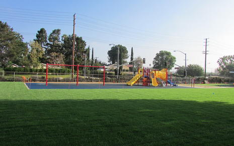 Madera ES Kindergarten Play Equipment