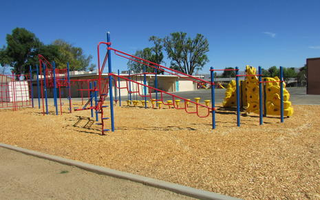 Crestview ES Play Equipment