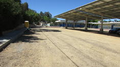 Parking Lot Replacement at Madera ES - Summer 2017