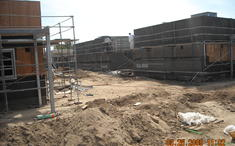 Atherwood Classroom Buildings Under Construction.JPG